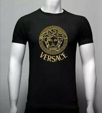VERSACE Baroque Patterned Graphic T Shirt Men's Size 2XL 100% Authentic | eBay