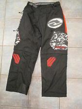 Mens Answer Mode Racing Motocross pants Size 30 Skulls Motorcycle Dirt bike