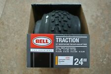 """BELL Traction 24"""" Mountain Bike tire / tyre with Kevlar - New"""