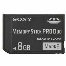 MagicGate Mark2 2/4/8/16/32 GB Memory Stick PRO Duo Card LMSPD4GBBSBNA