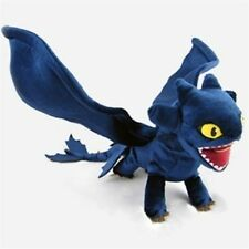 How To Train Your Dragon Toothless Night Fury Stuffed Plush Toy Animal US SELL