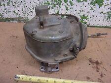 OLD VINTAGE TURTLE BACK 2BBL CARBURETOR G 7 49 CARB OLDS V8 ENGINE 1950 G749