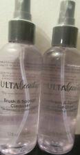 2 Ulta Makeup Beauty Brush Sponge Cleanser Cleaner Spray 5.1 oz Each Fabulous!