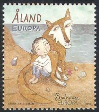 Aland 2010 Europa/Children's Books/Writers/Authors/Wolf/Animals/Tales 1v n41607