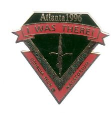 1996 Atlanta Olympic Diving Venue Pin Georgia Tech Natatorium