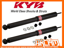 REAR KYB SHOCK ABSORBERS FOR HYUNDAI ACCENT 05/2006-01/2010