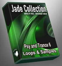 Psy and Trance Jade Collection Part 6 WAV Loops Cubase Reason Ableton FL Studio