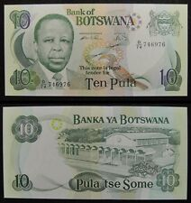 Botswana 10 Pula PAPER MONEY 1999 UNC, P-20b