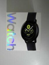 Samsung Galaxy Watch Active SM-R500 Smartwatch Fitness Tracking Schwarz