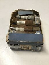 NOS Champion Spark Plugs H-8 Made in Toledo OH, USA Correct for Hudson