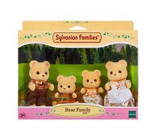 Sylvanian families family set 5059 bear family/3+ brand new in box