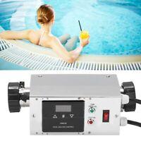 220V 2KW digital Calentador de Agua para Piscina SPA Termostato Eléctrico Kit EU