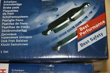Bosch Plaquette de Freins Renault Espace IV et Vel Satis Kit pour Arrière
