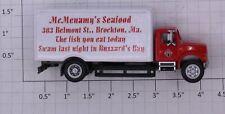 Boley 100-2 White & Red McMenamy's Seafood Truck