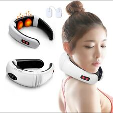 Electric Neck Massager Pulse Back 6 Modes Control Back Shoulder Neck Massager
