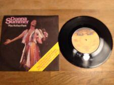 "DONNA SUMMER ""MACARTHUR PARK/ONCE UPON A TIME"" 1978 UK CASABLANCA RECORDS UK OOP"