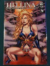 Hellina Ravening #2 Regular Cover
