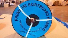 """1/4"""" x 10"""" x 50' Rubber Skirtboard, Conveyor Belt Sheet Rubber"""