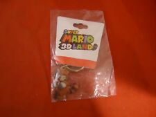 Super Mario 3D Land Nintendo 3DS Tanookie Mario Promotional Keychain Key Chain