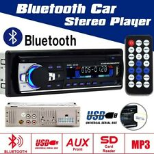 Car Stereo RADIO USB / SD Bluetooth FM Aux-in MP3 Player + REMOTE CONTROL