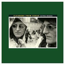 CLEANERS FROM VENUS - EXTRA WAGES  VINYL LP NEU