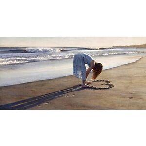 "Steve Hanks ""  Daughter of A Great Romance  "" Artist Proof  # 88/99  Rare (Mint)"