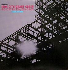 GRANT GREEN Iron City COBBLESTONE RECORDS Sealed Vinyl Record LP