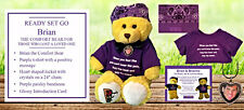 "Brian the 15"" Comfort Bear for Those Who Lost A Loved One. In memory of my Son"