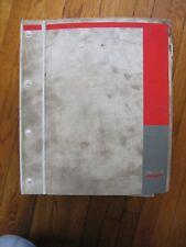 Case IH 9370 9380 9390 Wheel & Quadtrac Tractor Service Manual