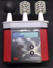 3M Quest TSI - Questemp 46 Heat Stress Monitor - QT46WWB - WBGT - Waterless Bulb