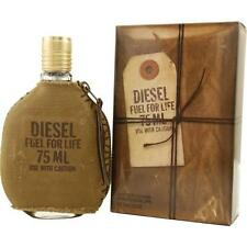 Diesel Fuel For Life by Diesel EDT Spray 2.5 oz