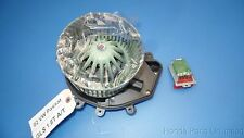 01-05 VW Passat OEM A/C heating blower motor fan with resistor