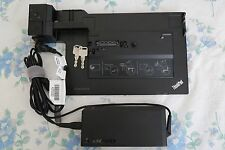 Lenovo Mini-Dock Plus Series 3 433830U Bundle for ThinkPad with 170W AC Adapter