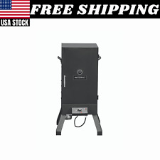 Masterbuilt MB20077618 30 Inch Analog Electric Smoker