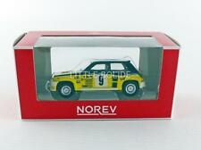 Norev 1/64 renault 5 turbo rallye 319226-5 turbo