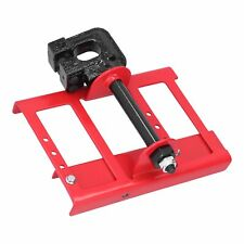 New Listingchainsaw Mill Red Vertical Cutting Woodworking Supplies For Carpentry Operati Hg