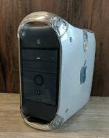 Apple PowerMac PPC G4 400 (M5183) *POWERS ON* NO HD*