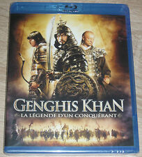 "New Film Blu-ray Disc ""GENGHIS KHAN"" (E. Ondar, S. Egorov) [NEUF SOUS CELLO!!!]"