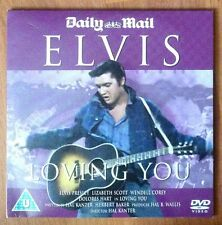 DVD - ELVIS PRESLEY - ELVIS LOVING YOU - NEWSPAPER PROMOTION