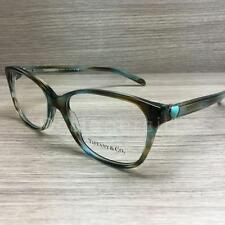 Tiffany & Co. TF 2097 TF2097 Eyeglasses Ocean Turquoise 8124 Authentic 52mm