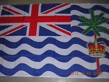 100% NEW British Empire Flag British Indian Ocean Territory BIOT Ensign 3X5ft