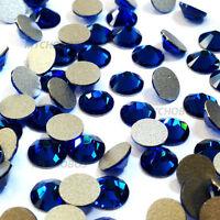 1440 Swarovski 2088 16ss crystal flatback rhinestones 4mm ss16 CAPRI BLUE (243)