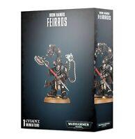 Iron Hands Feirros Space Marines Warhammer 40K NIB