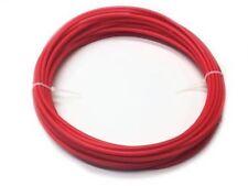 Kunststoffschweißdraht PE-HD 4mm Rund Rot (RAL3020) 10 Meter