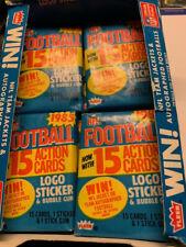 1985 Fleer Football Wax Pack