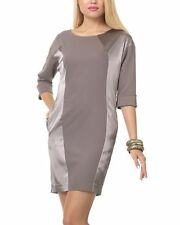 Unbranded Satin Casual Dresses for Women