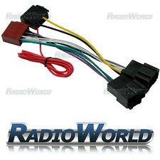 Saab 93 95 Radio ISO Lead Wiring Harness Connector Adaptor Cable Loom