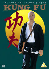 Kung Fu: The Complete Second Season DVD (2004) David Carradine, Thorpe (DIR)