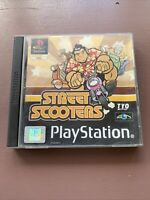 Street Scooters - PlayStation 1 Game - PAL Version - With Booklet