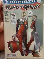 HARLEY QUINN #17 1st print FRANK CHO variant DC REBIRTH COMIC sexy
